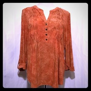 New Direction PL Womens Shirt Large